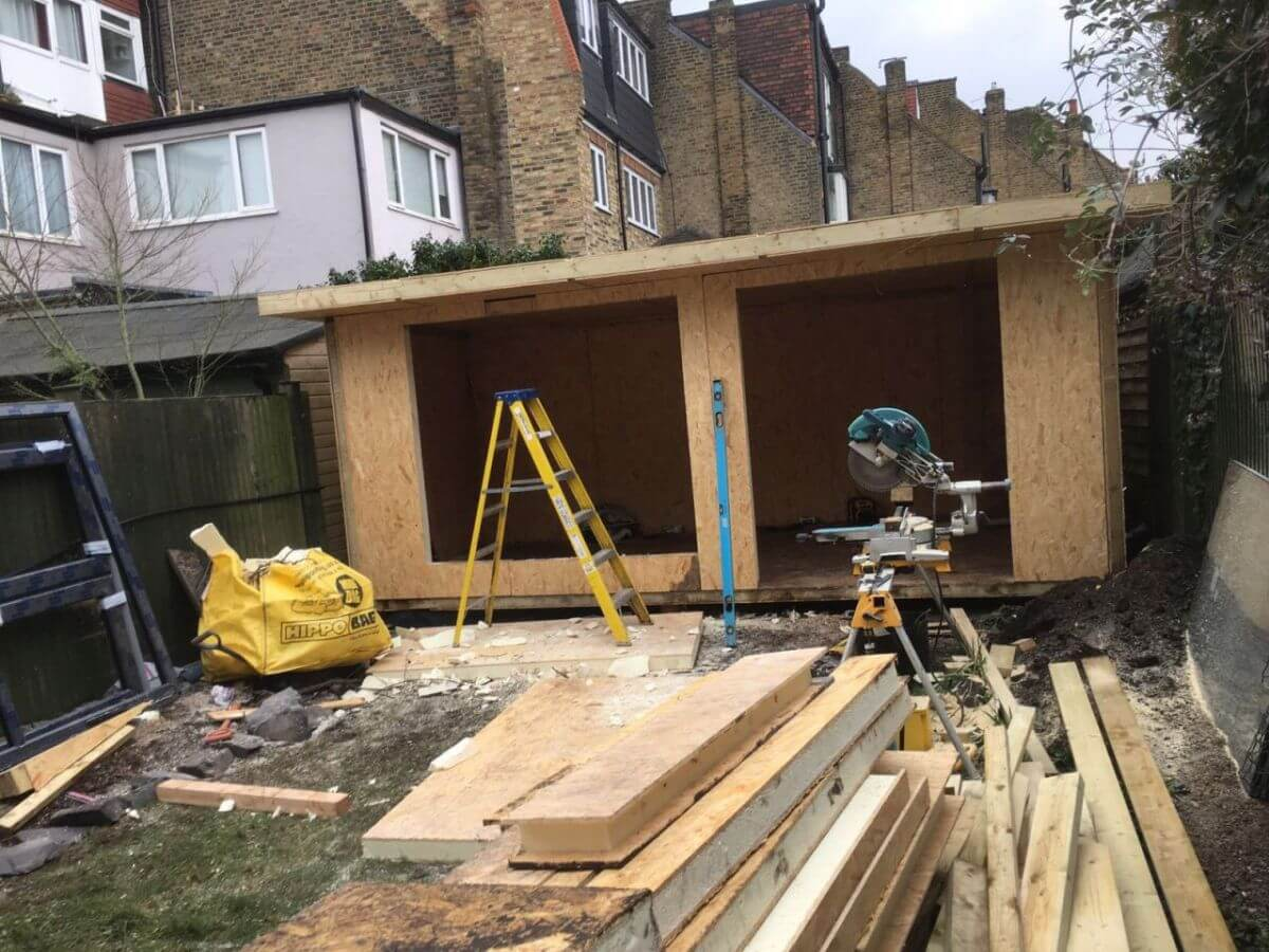 Bridge Timber Garden Rooms