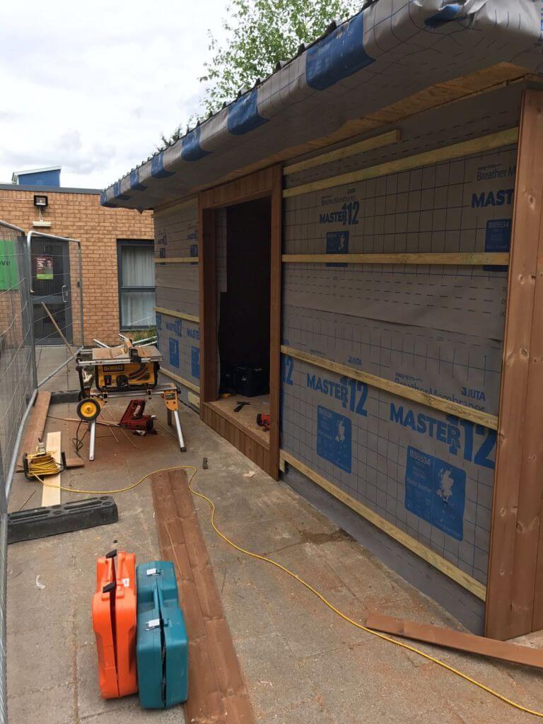 Storage Unit   Bridge Timber Garden Rooms